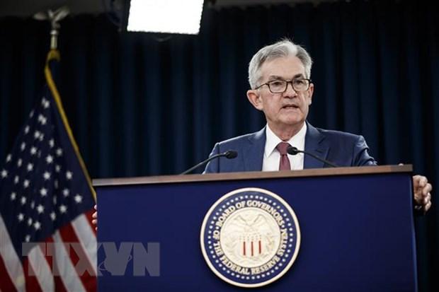Chủ tịch Fed kêu gọi Quốc hội Mỹ tập trung giải quyết vấn đề nợ