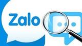 Tạm ngừng hoạt động tên miền Zalo.vn trong 45 ngày