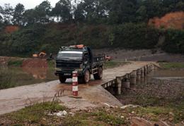 Lộc Bình: Làm tốt công tác xã hội hóa xây dựng cầu, kết nối giao thông