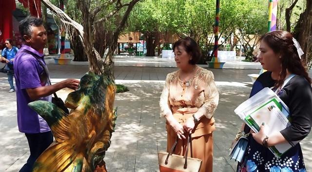 Khai mạc lễ hội Bonsai và Suiseki châu Á - Thái Bình Dương