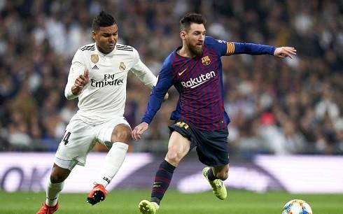 Barca có lợi hơn Real Madrid trước trận El Clasico