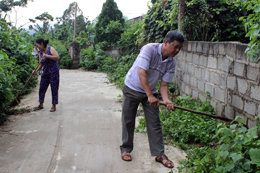 Xây dựng nông thôn mới: Sức bật ở Văn Quan