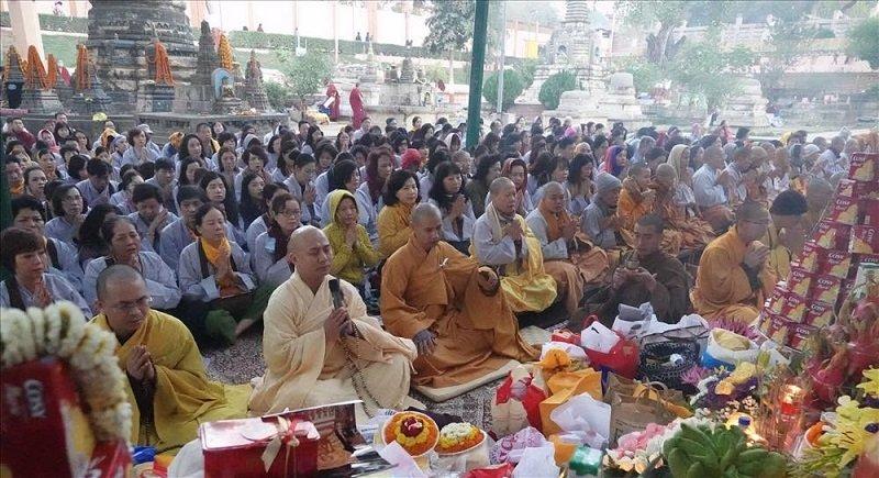 Khám phá đất Phật Ấn Độ