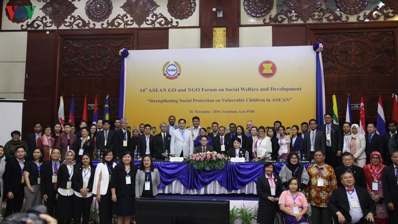 Tăng cường bảo vệ trẻ em dễ bị tổn thương các nước ASEAN