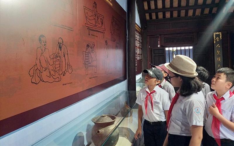 Xây dựng bảo tàng làng nghề truyền thống