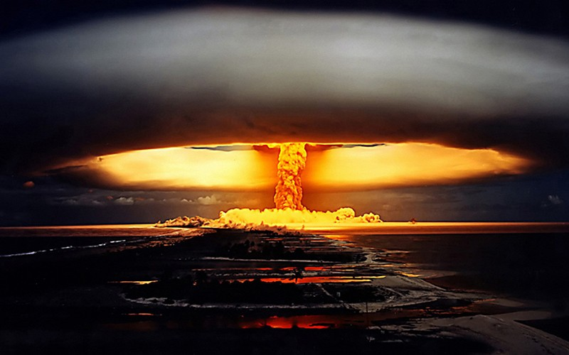 Viễn cảnh chết chóc toàn thế giới do chiến tranh hạt nhân Mỹ-Nga