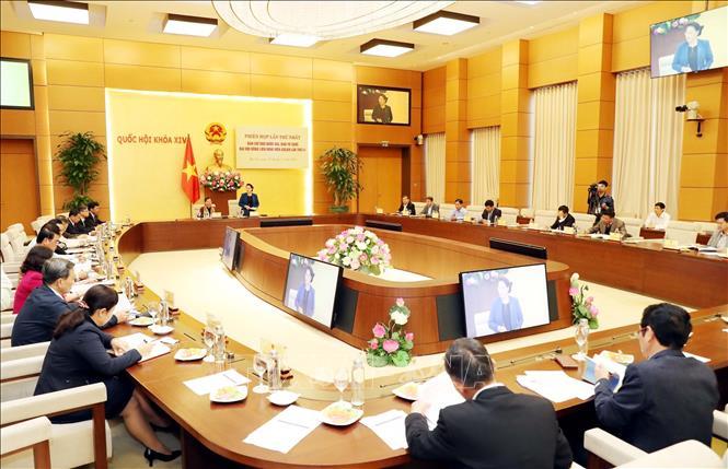 Ban Chỉ đạo quốc gia, Ban Tổ chức AIPA 41 họp phiên thứ nhất