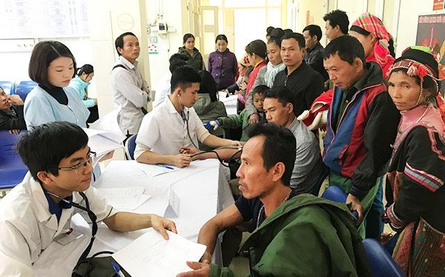 Sáu nhóm giải pháp bảo đảm an toàn cho người bệnh