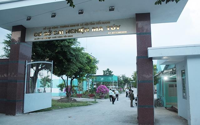 Truy tìm học viên trốn trại cai nghiện ma túy tại Tiền Giang
