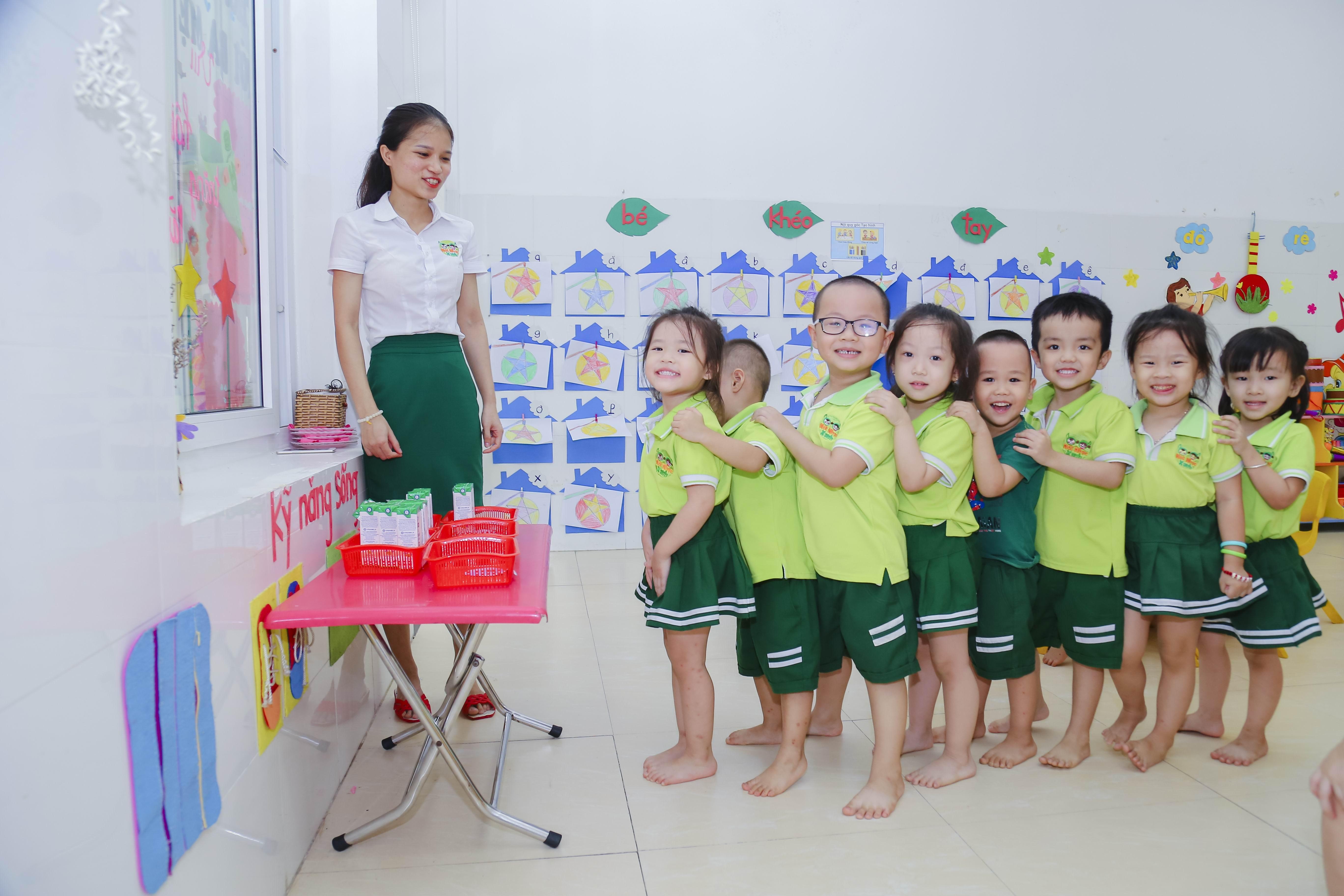 Nỗ lực thầm lặng của thầy cô nhằm nâng cao thể chất học sinh