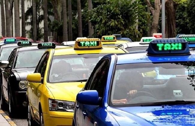 Đề xuất 3 phương án nhận diện xe kinh doanh vận tải, taxi