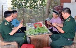 Đảng ủy Đồn Biên phòng Bảo Lâm: Hiệu quả phân công đảng viên tham gia sinh hoạt tại chi bộ thôn