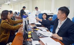 Sở Giao thông - Vận tải: Giải quyết nhanh, đúng quy định thủ tục hành chính