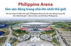 SEA Games 30 được khai mạc ở sân vận động trong nhà lớn nhất thế giới