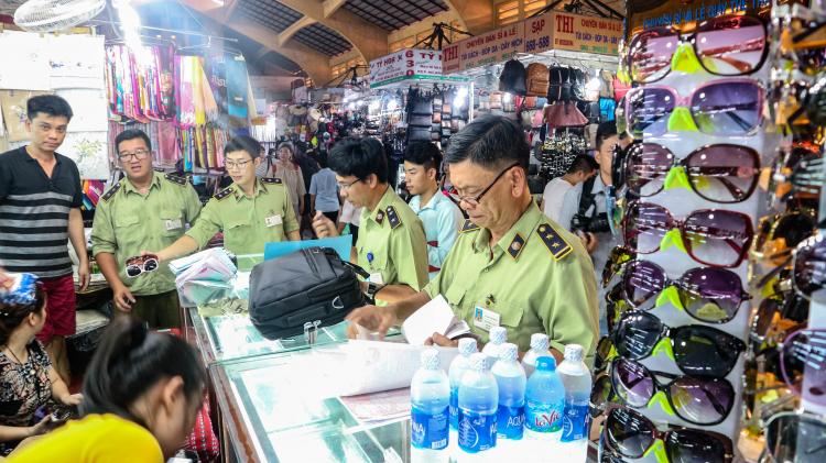 Công khai các điểm nổi cộm về hàng giả, hàng nhái tại 20 tỉnh, thành phố