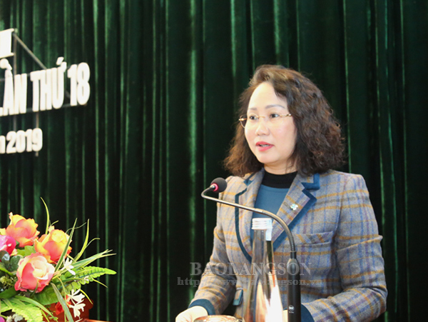 Hội nghị lần thứ 18, Ban Chấp hành Đảng bộ tỉnh Khóa XVI