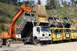 Khu trung chuyển hàng hóa: Trung tâm cung cấp dịch vụ logistics hiện đại