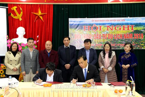 Bắc Sơn: Đối thoại đầu tư du lịch năm 2019
