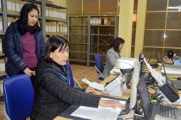 Số hóa tài liệu lưu trữ điện tử: Cải cách quy trình quản lý, khai thác văn bản