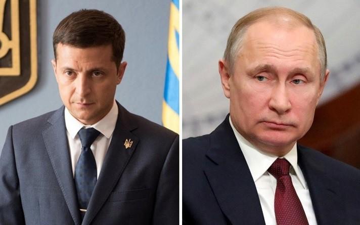 Cuộc họp bộ tứ về Ukraine bắt đầu tại Paris
