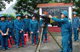 Ban CHQS huyện Chi Lăng: Xây dựng đơn vị vững mạnh toàn diện