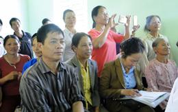 Nhất thể hóa chức danh bí thư chi bộ kiêm trưởng thôn ở Hữu Lũng: Ghi nhận từ thực tế