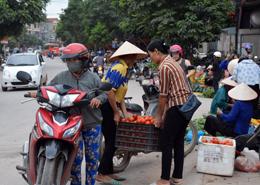 Lộc Bình: Nan giải xử lý vi phạm hành lang an toàn giao thông
