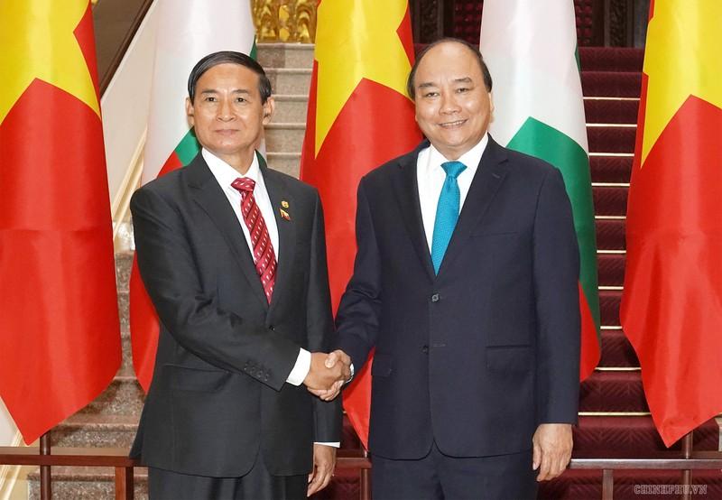 Việt Nam-Myanmar: Quan hệ đối tác hợp tác toàn diện, sâu sắc, bền vững