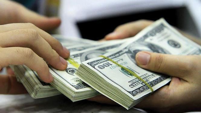 USD ở các ngân hàng thương mại đều tăng giá