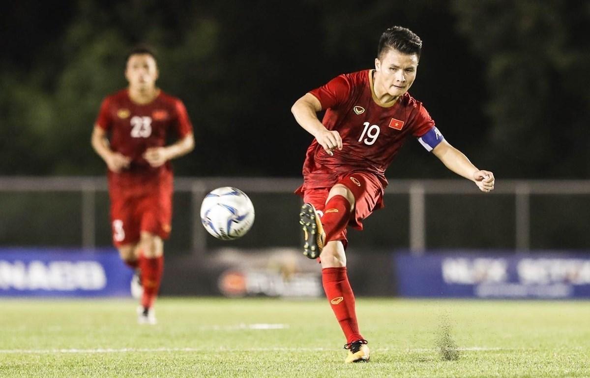 Bóng đá Việt Nam đặt mục tiêu cao tại giải U23 châu Á và World Cup | Báo  Lạng Sơn