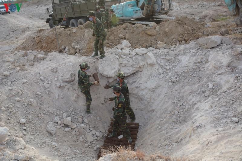 Lặng thầm người lính công binh ở Lữ đoàn Công binh 25, QK9