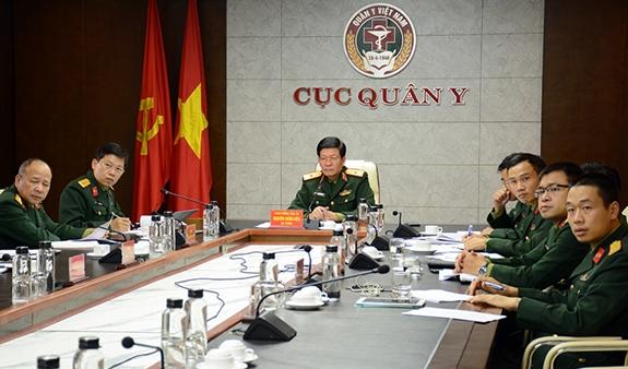 Thiếu tướng Nguyễn Xuân Kiên nhậm chức Chủ tịch ACMM