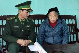 Đồn Biên phòng Cửa khẩu Chi Ma: Điểm sáng phân công đảng viên tham dự sinh hoạt tại chi bộ thôn