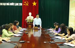 Đảng bộ Khối các cơ quan tỉnh: Chú trọng sinh hoạt chuyên đề