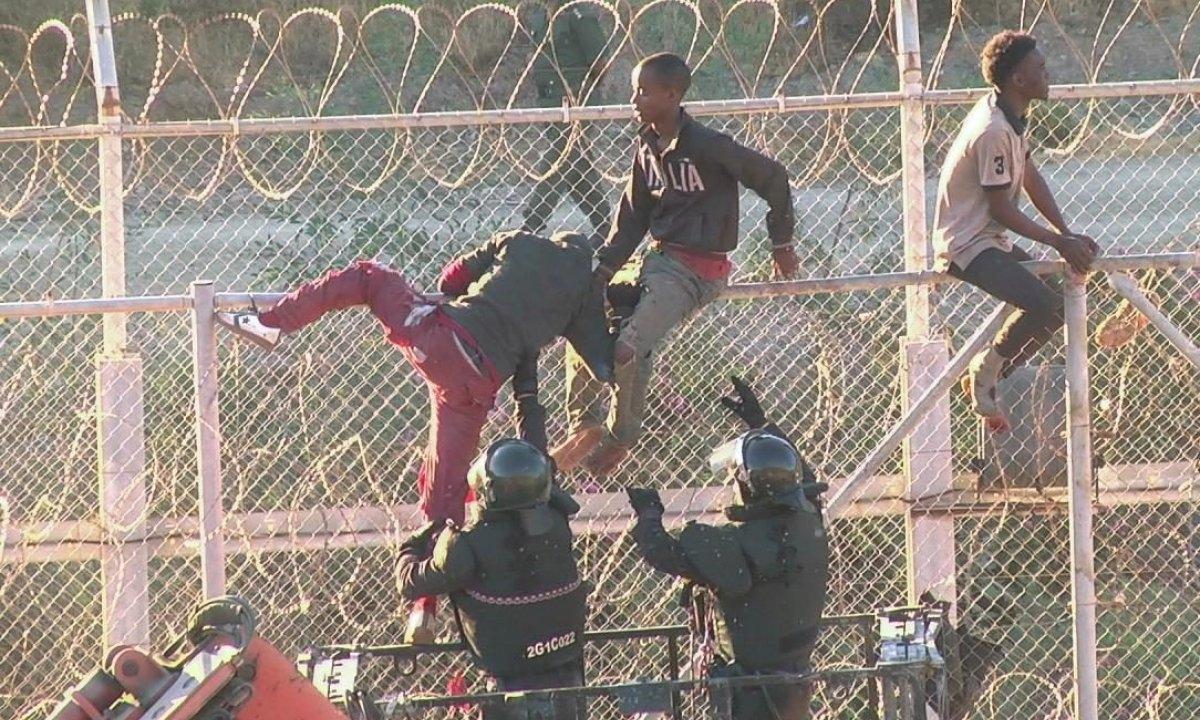 Maroc bắt giữ gần 28 nghìn người nhập cư trái phép trong năm 2019