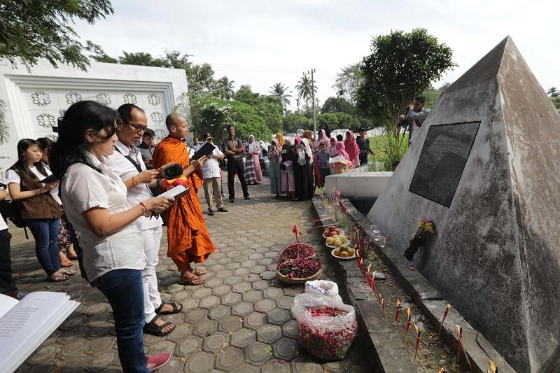 Tưởng niệm 15 năm trận sóng thần Ấn Độ Dương