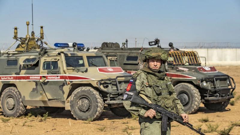 Nga và Thổ Nhĩ Kỳ tuần tra chung ở Aleppo (Syria)