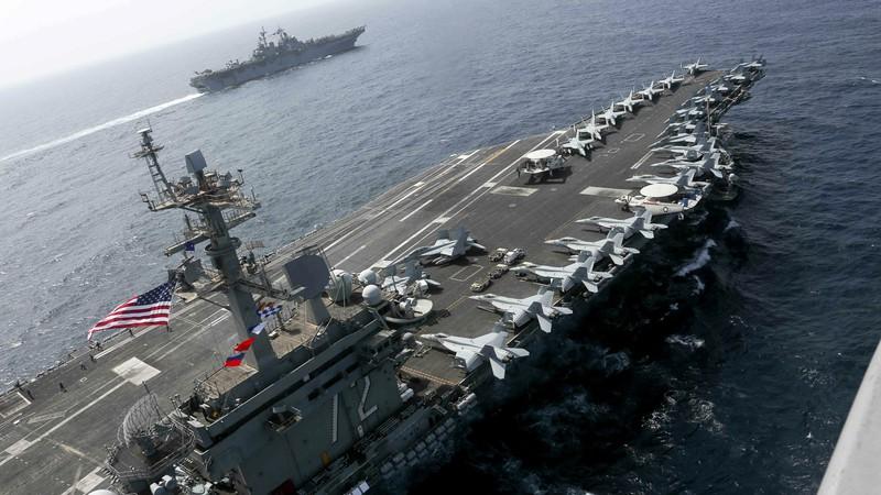 Nhìn lại năm 2019: Khủng hoảng Vùng Vịnh và bài toán chiến lược của Mỹ