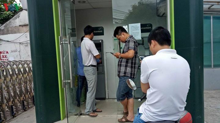 Đảm bảo ATM không quá tải và hết tiền trong dịp Tết Nguyên đán