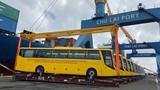 Thaco xuất khẩu xe bus sang Philippines