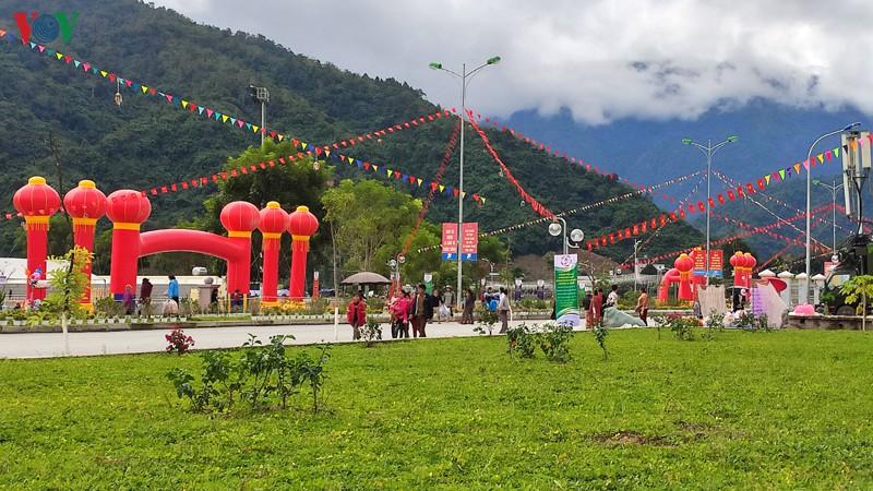Lai Châu đã sẵn sàng cho Lễ hội ném còn ba nước Việt – Lào - Trung