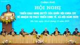 Thủ tướng chủ trì hội nghị Chính phủ với các địa phương: Bứt phá để về đích
