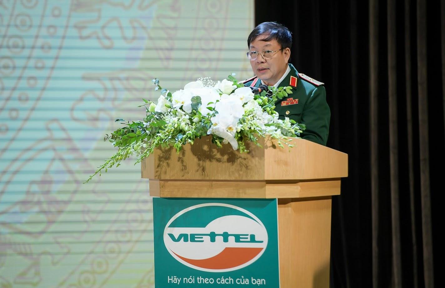 Doanh thu đạt 1,2 triệu tỷ đồng, Viettel hướng tới tốp 20 thế giới