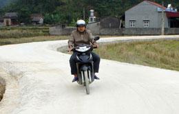 Phát triển kết cấu hạ tầng ở Bắc Sơn: Khi người dân chung sức