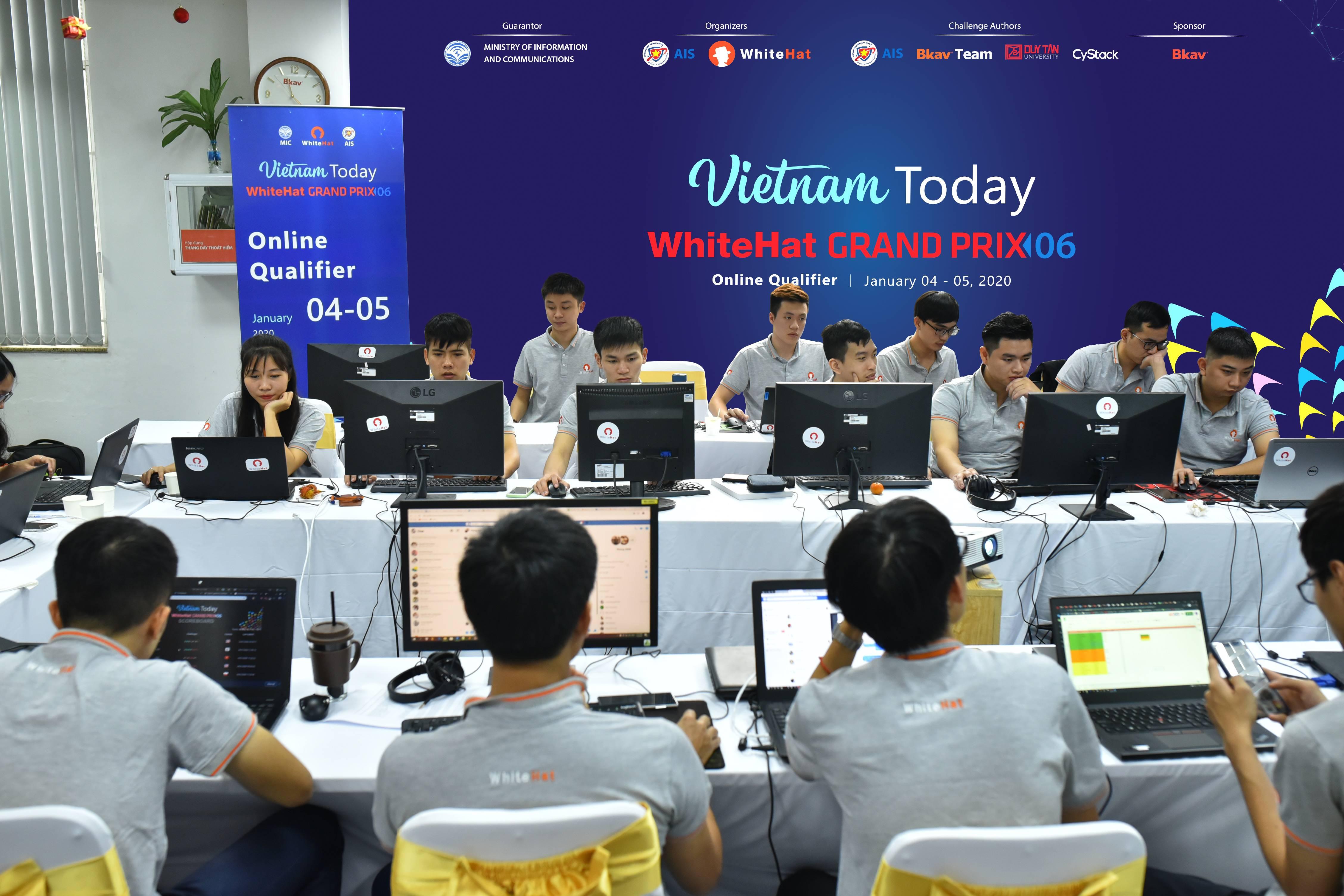 10 đội xuất sắc lọt vòng Chung kết thi an toàn không gian mạng