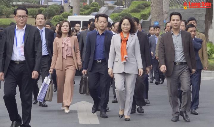 Đoàn đại biểu tỉnh Lạng Sơn kết thúc tốt đẹp chuyến công tác tại Trung Quốc