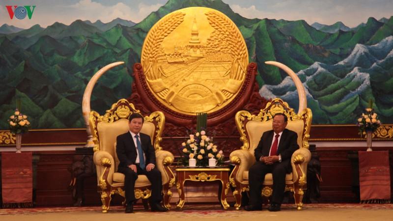 Hiện thực hóa hợp tác Kiểm sát Việt Nam – Lào