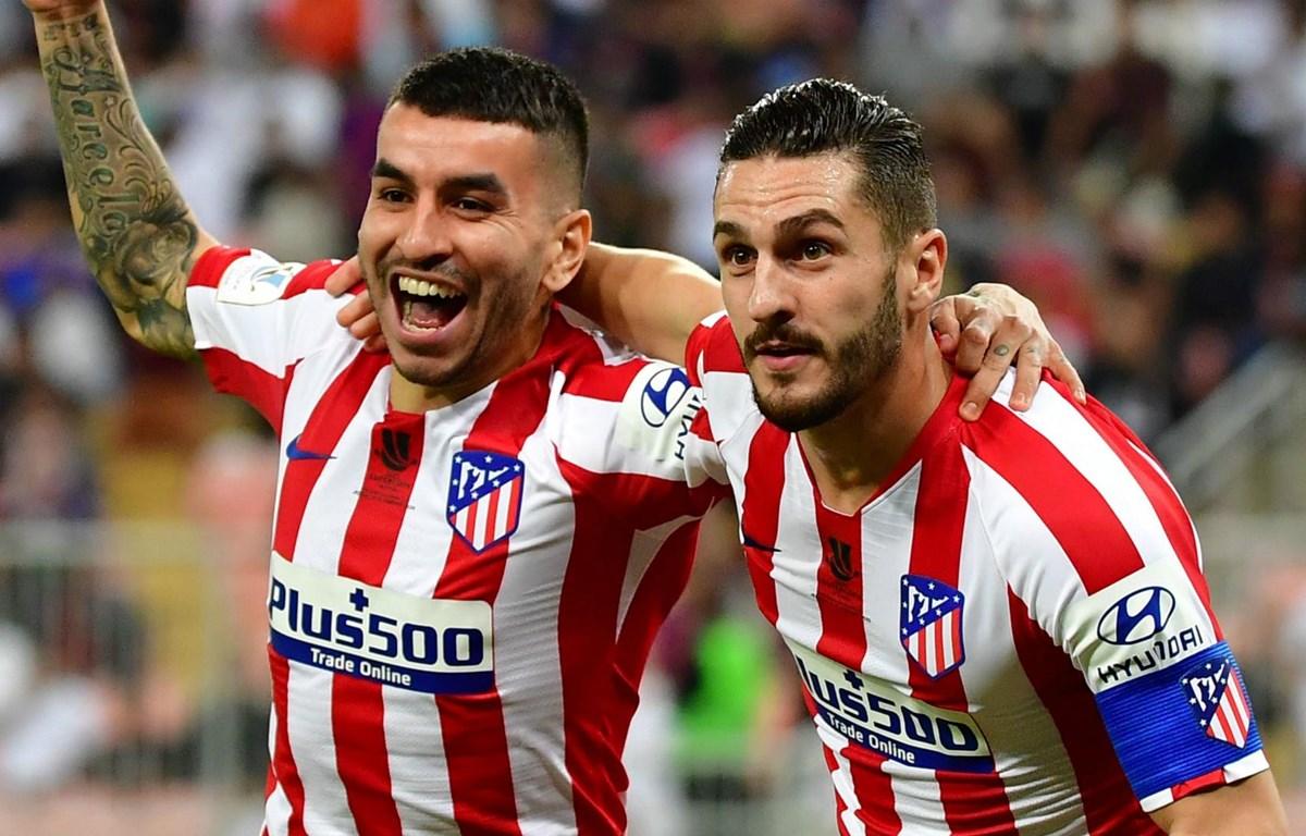 Hạ Barcelona, Atletico đối đầu Real ở trận tranh Siêu cúp