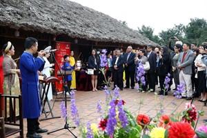 Hoạt động giao lưu văn hóa khởi đầu Năm ASEAN 2020