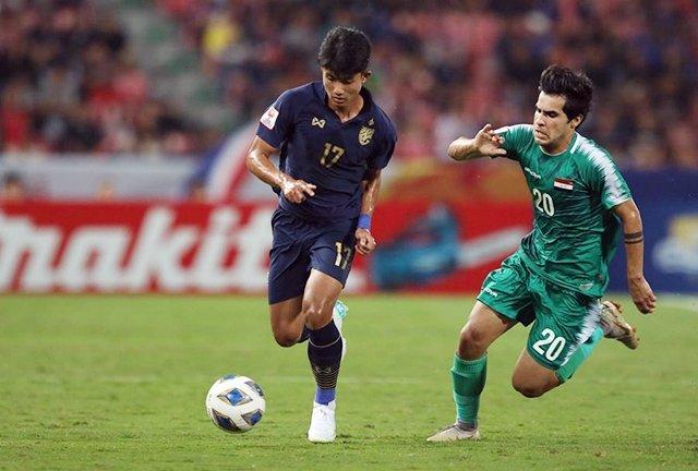 U23 Thái-lan và U23 Ô-xtrây-li-a vào tứ kết